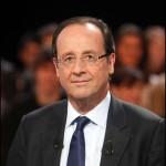 Hollande après son élection (Photo S. Toubon)