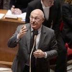 Sapin  annonce la bonne nouvelle (Photo AFP)
