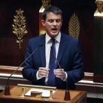 Valls  à l'Assemblée (Photo S. Toubon)
