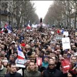 La marche du 11 janvier (Photo S. Toubon)