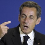 Sarkozy l'incorrigible (Photo AFP)
