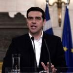 Tsipras :  un coup de frein (Photo AFP)