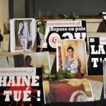 Messages contre la haine (Photo AFP)