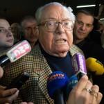 Le Pen dans l'opposition (Photo AFP)