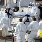Voyage vers la mort (Photo AFP)