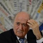 Blatter : de quoi s'inquiéter (Photo AFP)