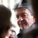 Mélenchon hostile aux JO (Photo S. Toubon)
