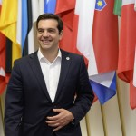 Tsipras, homme d'État (Photop AFP)