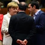 Conciliabule de la dernière chance (Photo AFP)