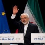 Javad Zarif, le négociateur iranien (Photo AFP)