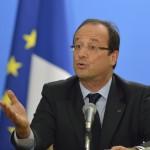 Hollande pense avoir une majorité pour la sécurité (Photo AFP)