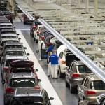 Une usine Volkswagen (Photo AFP)