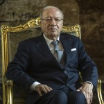 Le président tunisien, Béji Caïd Essebsi (Photo AFP)
