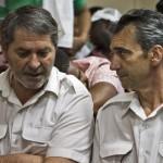 Fauret et Odos (Photo AFP)