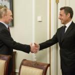 Sarkozy veut garder sa stature présidentielle (Photo AFP)