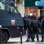 Policiers à Paris (Photo AFP)