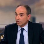 Copé hier sur France 2 (Photo AFP)