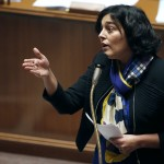 Myriam El Khomri a été maladroite (Photo AFP)