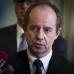 Jean-Jacques Urvoas (Photo AFP)