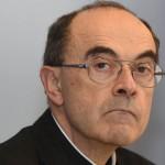 Mgr Barbarin : une question de discernement (Photo AFP)