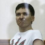 Nadia au procès (Photo AFP)