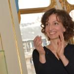 Audrey Azoulay, ministre de la Culture (Photo AFP)