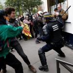 La haine du flic (Photo AFP)