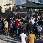 Des Palestiniens se rendent à la mosquée Al Aqsa (Photo AFP)