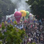 La manif' du 23 juin (Photo AFP)