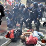 Des violences insupportables (Photo AFP)