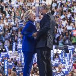 Hillary et Barack (Photo AFP)