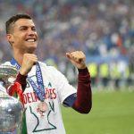 Ronaldo Cristiano célèbre la victoire (Photo AFP)
