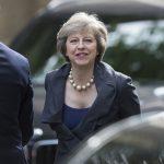 Theresa May (Photo AFP)