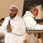 Un imam à Saint-Étienne du Rouvray (Photo AFP)