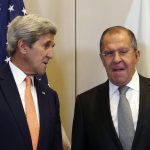 Kerry et Lavrov : diplomatie impuissante (Photo AFP)