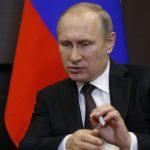 Poutine complique le jeu (Photo AFP)