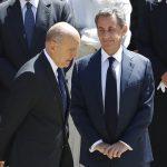 Juppé et Sarkozy à couteaux tirés (Photo AFP)