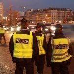 Contrôle de police à Paris (Photo AFP)