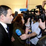 Hamon, candidat à 300 milliards (Photo AFP)