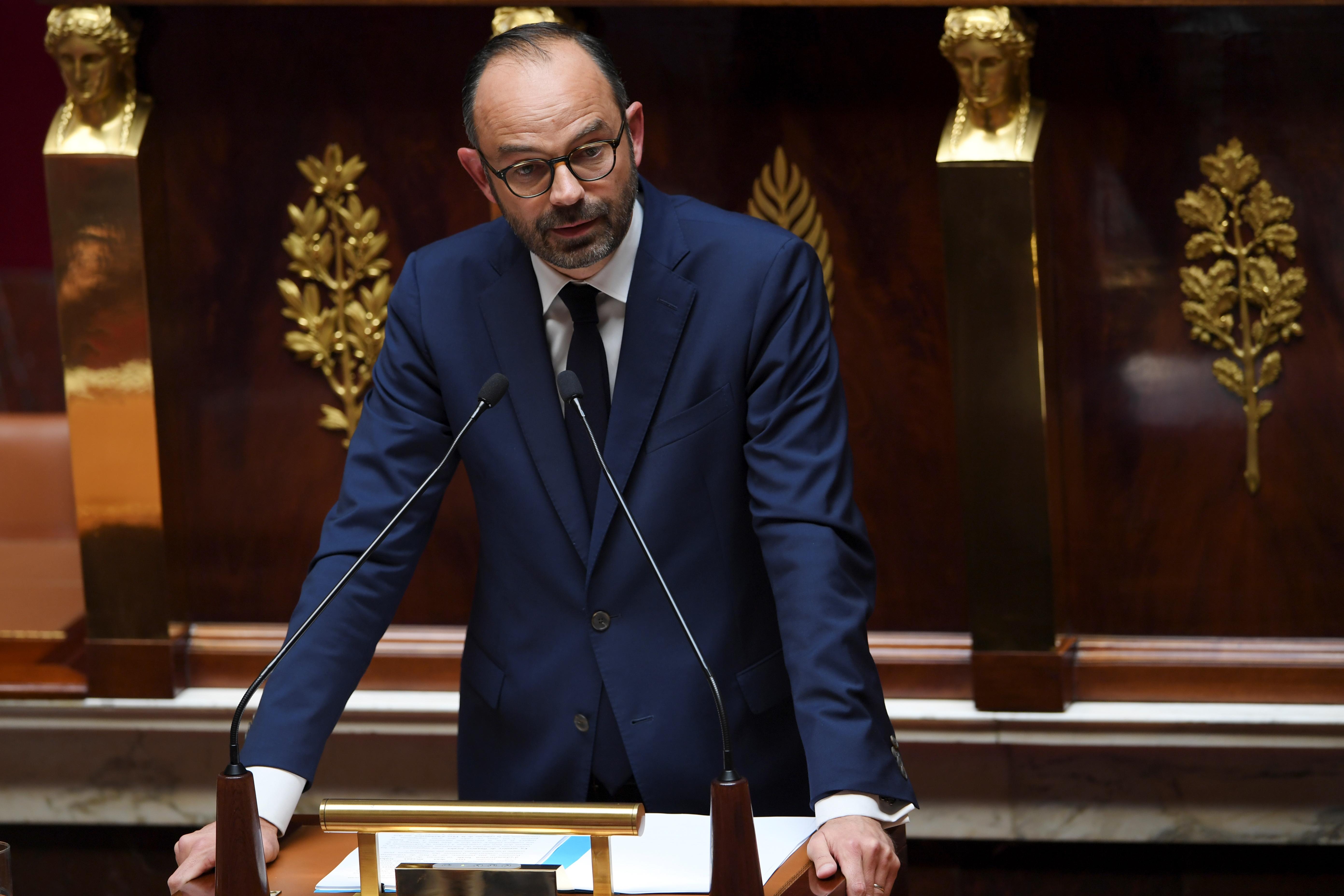 Edouard Philippe veut réformer le baccalauréat